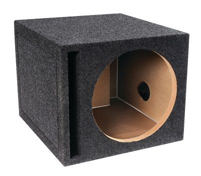 Single Vented Subwoofer Enclosure