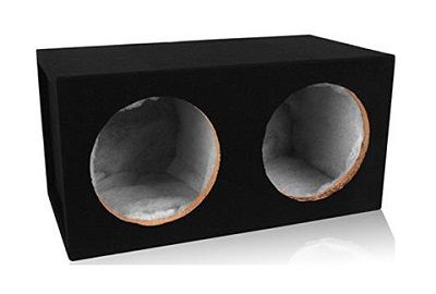 Dual 10-inch Sealed Car Sub Box Made
