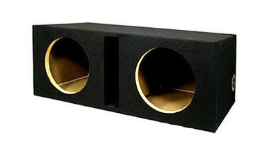 Sycho Sound 10 dual Black sub box