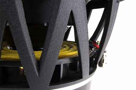 Competition Subwoofer Close Shot VM Audio ECW150