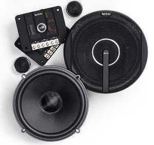 Infinity Kappa 60.11CS Component speaker with really nice bass