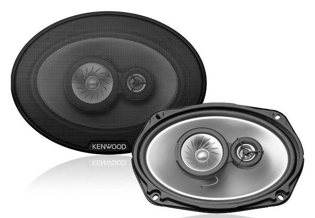 Kenwood KFC-G6930 Top Speakers for best bass
