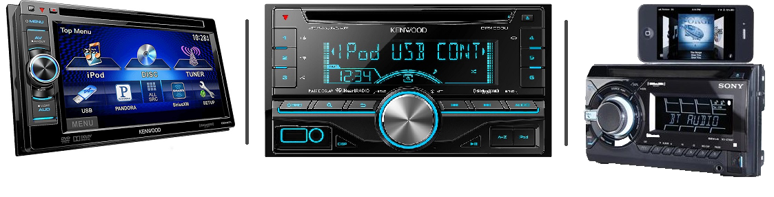 THE BEST KENWOOD DOUBLE DIN HEAD UNITS MONEY CAN BUY