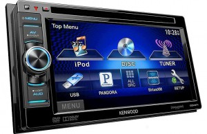 Kenwood DDX271 Double Din car stereo