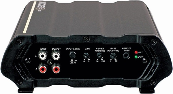 Kicker CX1200.1 Mono Amplifier
