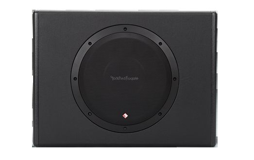 Rockford Fosgate P300-10 Powered Subwoofer