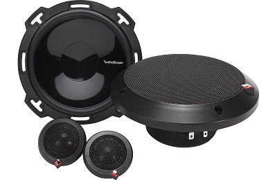 Rockford Fosgate P16-S Front Component speakers set