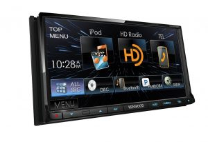 Kenwood ddx672 double din head unit