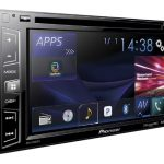 Pioneer AVH-X2800BS Double Din Car Radio