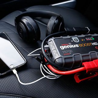 NOCO HD GB70 Portable starter car charge your phone etc