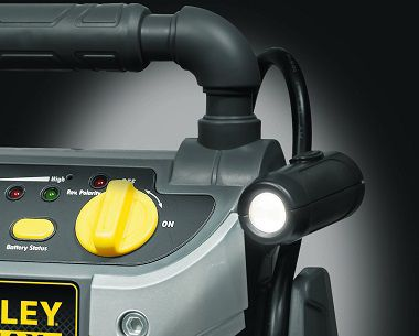 Stanley Jump Starter J7CS 350 has built in light