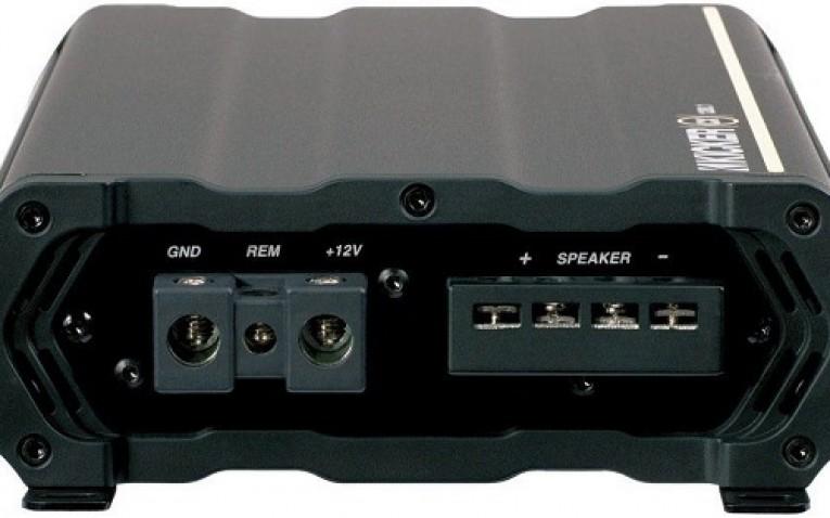 Kicker CX1200.1 Mono Amplifier