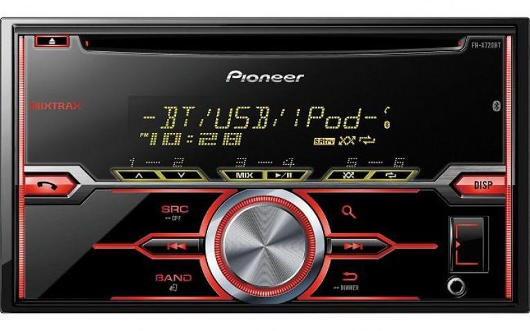 Pioneer FHX-720BT