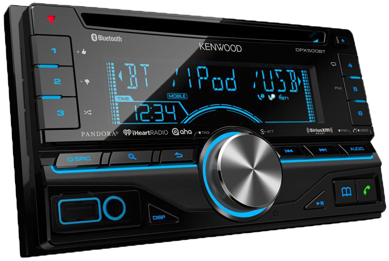 Kewood Double din stereo