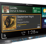 Pioneer best double din head unit