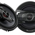 Pioneer TS-A1675R 6.5 Inches 3-Way Coaxial Car Speakers