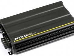 Kicker CX300.4 4-channel Amplifier